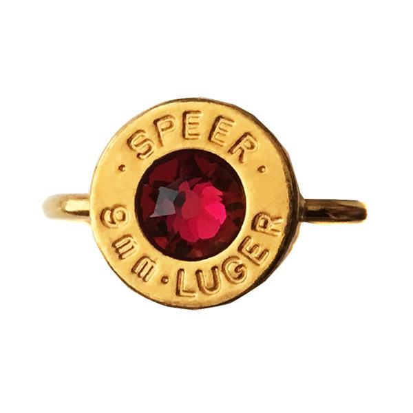 9mm Cartridge Rings
